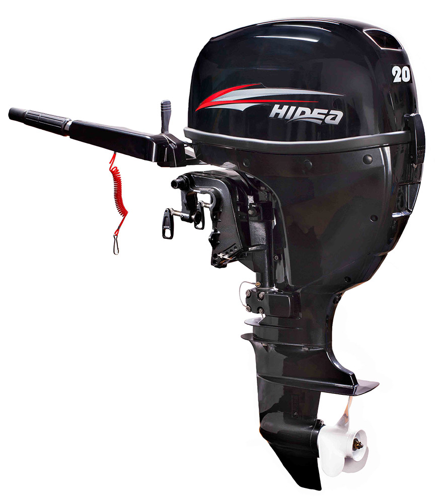Hidea 20HK 4-takt båtmotor