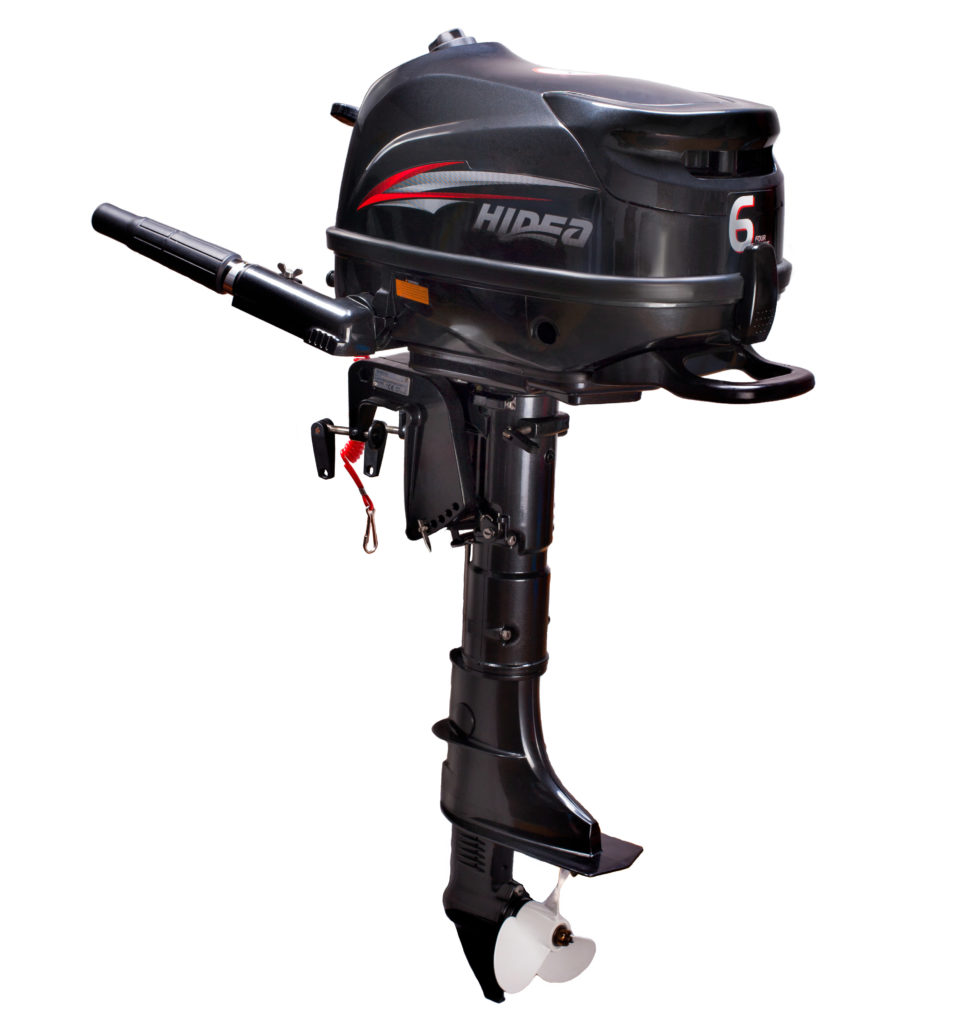 Hidea 6HK 4-takt båtmotor